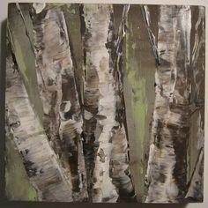 Birches by NicciM6, via Flickr