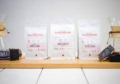 Coffee Supreme — The Dieline | Packaging & Branding Design & Innovation News
