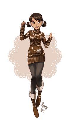 gingerbread by meago on DeviantArt