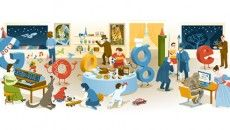 The Mystery of the Google Doodle