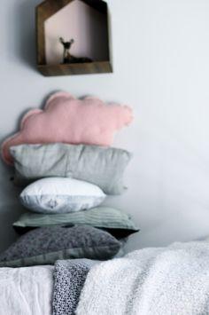 . cloud cushion .