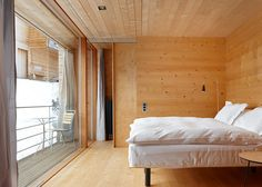 Zumthor lets holiday home to guests