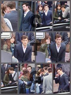 Jamie Dornan - Christian Grey - Fifty Shades of Grey Movie