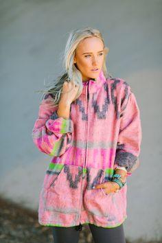 Santa Fe Blanket Jacket