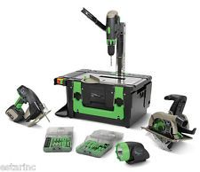 Cel ws3e Power8 Litio 18v Inalámbrico Taller Kit