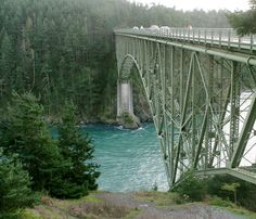 Deception Pass Washinton