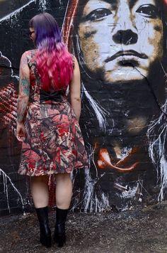 The Heart of Darkness Dress » Wanderstitch