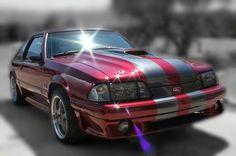 1988 Ford Mustang GT Fox Body