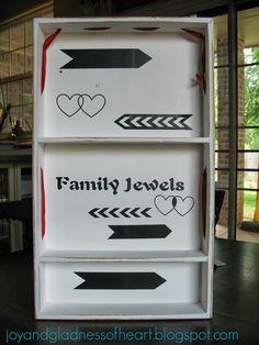 jewelry box creation