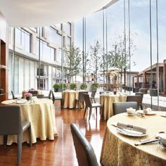 Weekend yumcha @ Ming court in Hotel Langham,Xintiandi,Shanghai