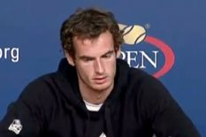 The US Open  Tennis  Andy Murray
