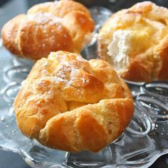Part of the charm of these Perfect Cream Puffs is the simplicity it takes to prepare and bake. Many cream puff recipes are really difficult to make and take too much time and effort.