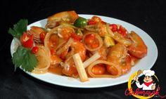 Resep Hidangan Udang Saus Tiram, Makanan Sehat Untuk Diet, Club Masak