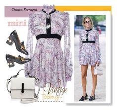 """Chiara Ferragni"" by siemprebellaquieroestar ❤ liked on Polyvore featuring Gucci, Giambattista Valli, Kendall + Kylie and Minime"