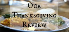 Enjoying Cyber Monday Sales and Our #Thanksgiving Review | RealGoodCookingTips.com |   http://www.realgoodcookingtips.com/enjoying-cyber-monday-sales-and-our-thanksgiving-review.html
