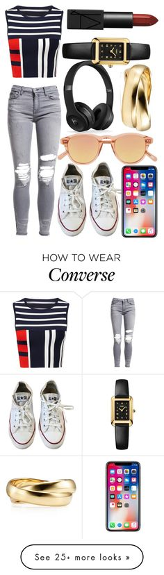 """""""Casual"""" by mackenzieq on Polyvore featuring AMIRI, Converse, Chimi and Fendi"""