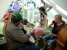 Riley Baugus-banjo, Debra Clifford-guitar , Rayna Gellert-fiddle, June Drucker - bass, Emily Schaad- fiddle and friends.