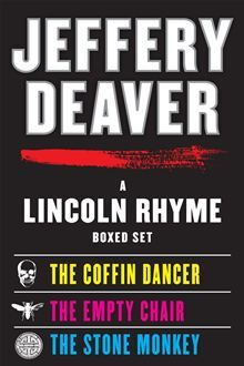 A trio of novels from internationally bestselling suspense master and seven-time Edgar Award nominee Jeffery Deaver, featuring quadriplegic NYPD detective Lincoln Rhyme and his beautiful protégée…  read more at Kobo.
