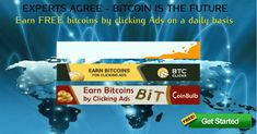 "Looking for FREE Bitcoins  I want to share these ""Earn FREE bitcoins by clicking ADS"" with you...  You know, many small amounts will end up being a larger amount, right?? These 3 companies provide earn free bitcoins by clicking ADS...!!  BitMiner.com  Link: https://bitminer.io/835321  BTCClicks.com Link: http://btcclicks.com/?r=8818d5ea  Coinbulb.com Link: http://www.coinbulb.com/?r=Watch2Earn  I hope everyone will have success earning bitcoins..."