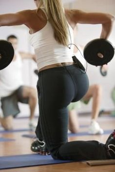 Butt Exercise That Won't Hurt Your Knees