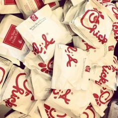 What's the deal with Chick Fil A? From our perspective: click photo.