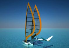 Sailing Aircraft by Yelken Octuri