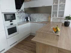 Poradca: Jana Smatanová - kuchyňa Elis Kitchen Island, Home Decor, Interior Design, Home Interiors, Decoration Home, Island Kitchen, Interior Decorating, Home Improvement
