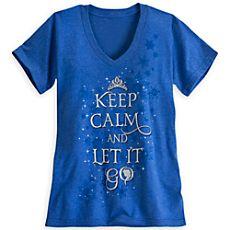 Elsa Tee for Women - Frozen ME WANT :)