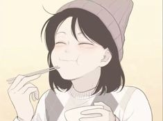 Kawaii Anime Girl, Anime Art Girl, Manga Art, Cute Cartoon Wallpapers, Animes Wallpapers, Anime Expressions, Cartoon Profile Pictures, Anime Poses Reference, Estilo Anime