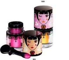 Mini Makeup, Cute Makeup, Makeup Tips, Beauty Makeup, Makeup Products, Beauty Products, Anna Sui Fashion, Free Shipping Makeup, Makeup Supplies