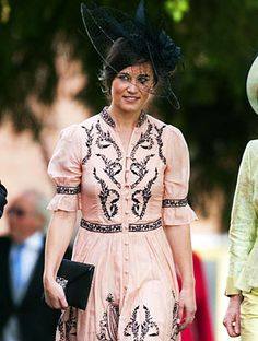 Pippa Middleton...ummm what is this monstrosity? Haha!