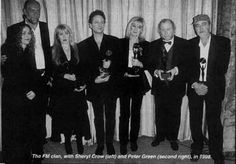 Fleetwood Mac with Sheryl Crow and Peter Green