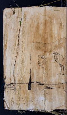 Nina Morgan Art House Sketchbook Project