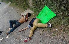 Seis personas fueron halladas con las manos mutiladas y otro muerto a golpes en el estado mexicano de Jalisco    Según la policía fueron ag...