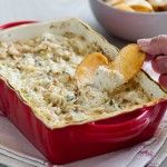 Making this for my work pot luck : Baked Hot n' Creamy Crab Dip | Best Recipe Box