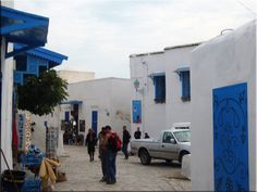 Sidi Bouzid  is a city in Tunisia and is the capital of Sidi Bouzid Governorate in the centre of the country.  It was my visit in 2007.