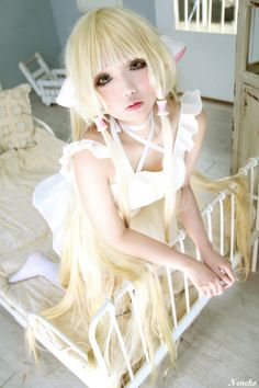 Chii =^_^= by:Neneko(肉感少女Neneko) Chii Cosplay Photo - WorldCosplay