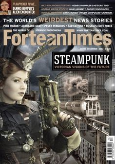 "From the site: ""Fortean Times is a monthly magazine of news, reviews and research on strange phenomena and experiences, curiosities, prodigies and portents. It was founded by Bob Rickard in 1973 to continue the work of Charles Fort (1874-1932)... Fort was by no means the first person to collect anomalies and oddities, but Fortean Times keeps alive this ancient task of dispassionate weird-watching, exploring the wild frontiers between the known and the unknown."""