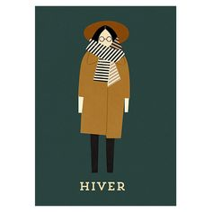 hiver by Clare Owen