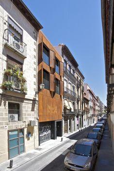 San Vicente Ferrer / James & Mau - _ Madrid, España _ 2012.