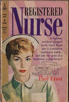 Registered Nurse... in a scandalous courtroom battle