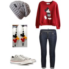 Mickey Mouse casual