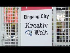 Kreativ-Welt Messe Frankfurt FUA - © Woolpedia - YouTube
