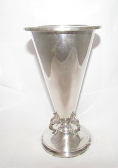 vase i 830 Silver. Stylish flower cup / cup from Th. Antique Silver, David, Vase, Antiques, Tableware, Flowers, Cups, Ebay, Antiquities