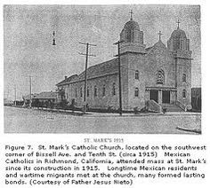 historical St. Mark's church richmond ca - Google Search