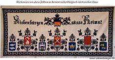 Siebenbürgisch-Sächsische Trachten aus Streitfort/Altland/Repser ...