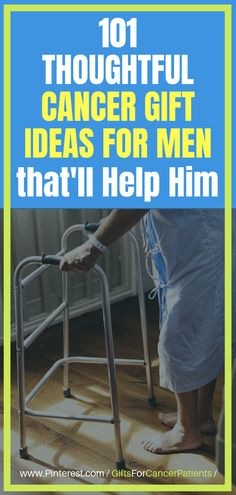 Looking for thoughtful cancer patient gift ideas for Men as Christmas presents? This words guide has 101 items that'll help Male cancer patients during Chemotherapy & Radiation treatment, including chemo care package for man. Chemo Care Package, Cancer Care Package, Practical Gifts For Men, Gifts For Cancer Patients, Health And Fitness Magazine, Hospital Gifts, Cancer Man, Cancer Treatment, Christmas Presents