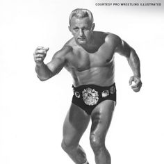 The legendary lineage of the WWE Championship begins with Rogers' inaugural reign in 1963.