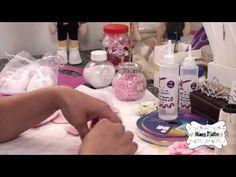 Sapatinho de Pérola feito a Mão - Passo a Passo. - YouTube