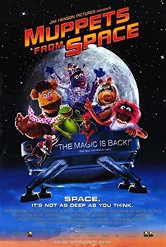 Old Tin Sign 8x12 inch Muppets From Space Movie Metal Tin Sign From Photos Decor -- Awesome products selected by Anna Churchill